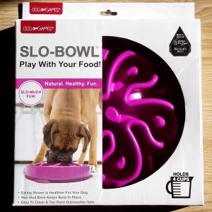 perro come deprisa comedero anti-glotones kyjen slo-bowl adiestralicante adiestramiento canino alicante a domicilio